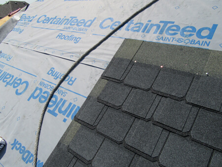 Roof replacements CertainTeed