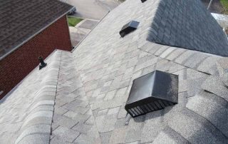 Roofing ventilation