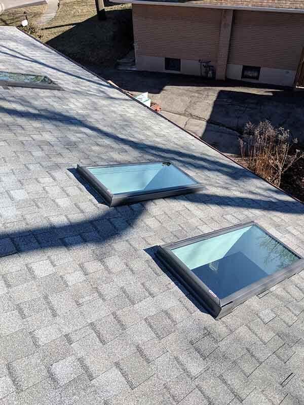 Skylight Installation in Toronto