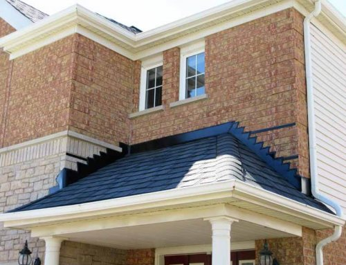 Removing Mold From Your Roof