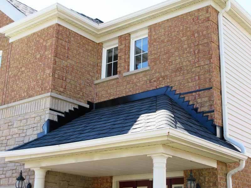 roofing metal flashing