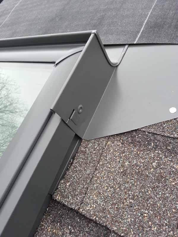roofing skylight flashing
