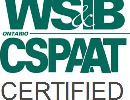 wsib & CSPAAT certified